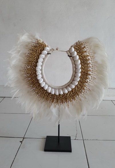 papua tribal necklace